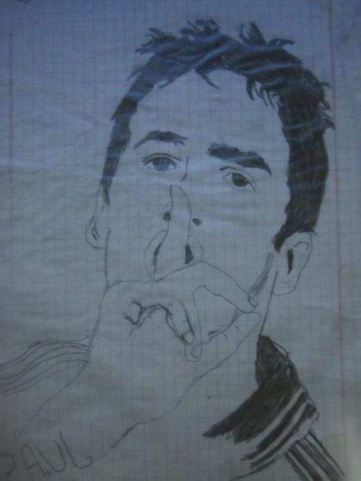 Raúl González by MATANDANIEL